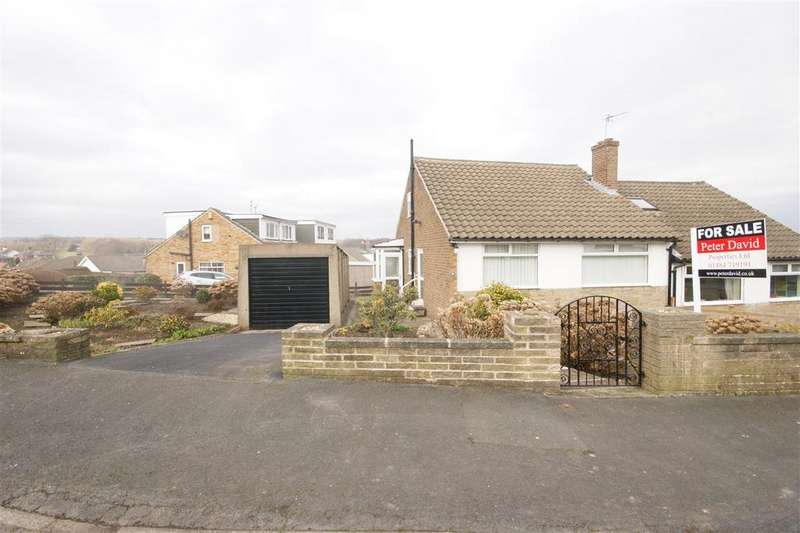 2 Bedrooms Semi Detached Bungalow for sale in Sefton Avenue, Brighouse