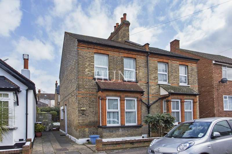 2 Bedrooms Semi Detached House for sale in Chigwell IG8