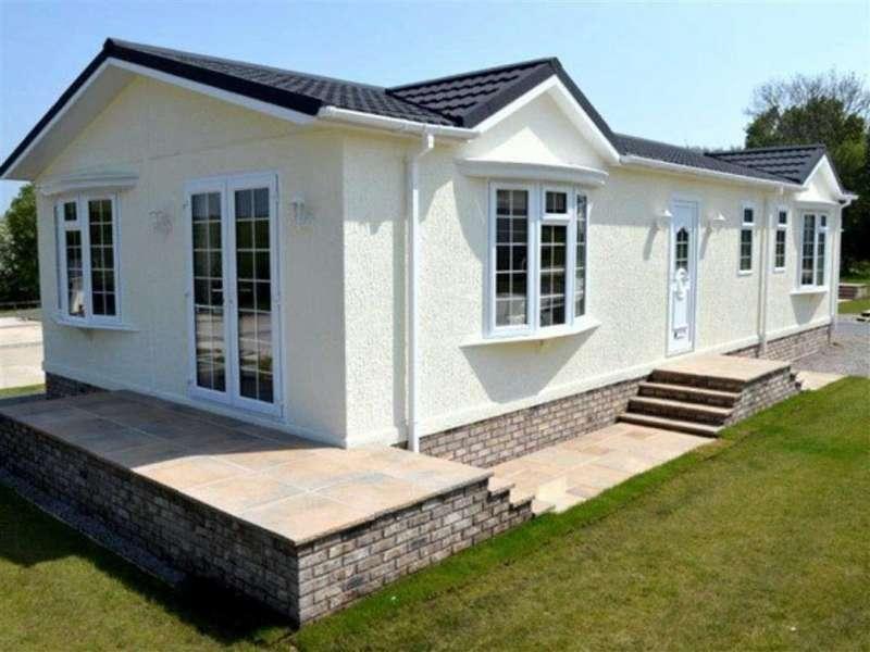 2 Bedrooms Bungalow for sale in Plot 5, Peaklands Park, High Street, Stoney Middleton, Hope Valley, S32