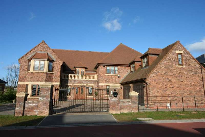 7 Bedrooms House for sale in Swainston Close, Wynyard, Billingham