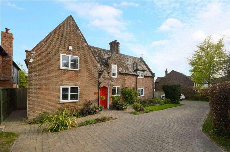 4 Bedrooms Detached House for sale in The Lees, Boughton Lees, Ashford, Kent