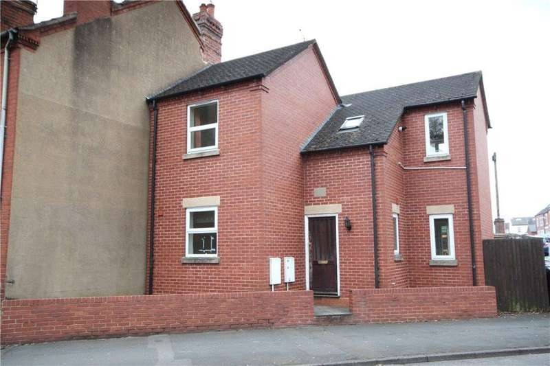 2 Bedrooms End Of Terrace House for sale in Woodfield Crescent, Kidderminster, DY11
