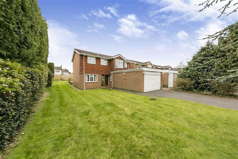 4 Bedrooms Detached House for sale in Windmill Close, Epsom, Surrey