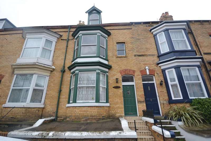 6 Bedrooms Terraced House for sale in Langdale Road, Scarborough YO12