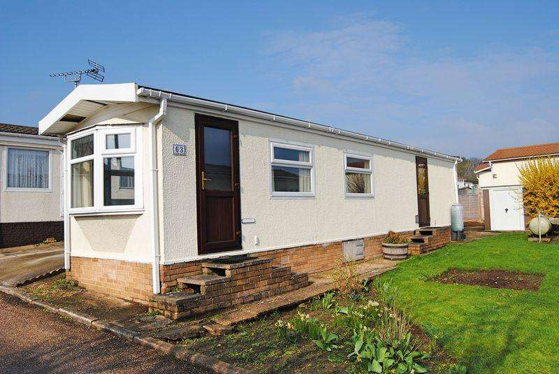 2 Bedrooms Park Home Mobile Home for sale in Cheveley Park, Grantham