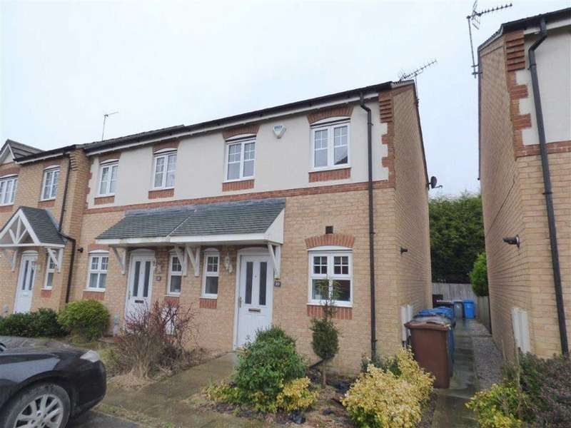 2 Bedrooms Terraced House for sale in Redhill Park, Hall Road, Hull, East Yorkshire, HU6