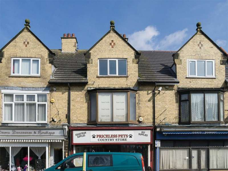 2 Bedrooms Maisonette Flat for sale in 153a Queen Street, WITHERNSEA, East Riding of Yorkshire