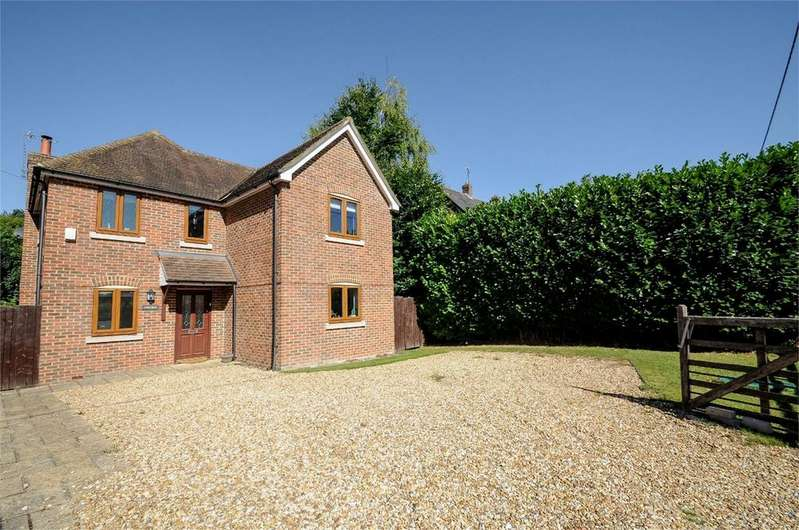 3 Bedrooms Detached House for sale in Micheldever Station, Winchester, Hampshire