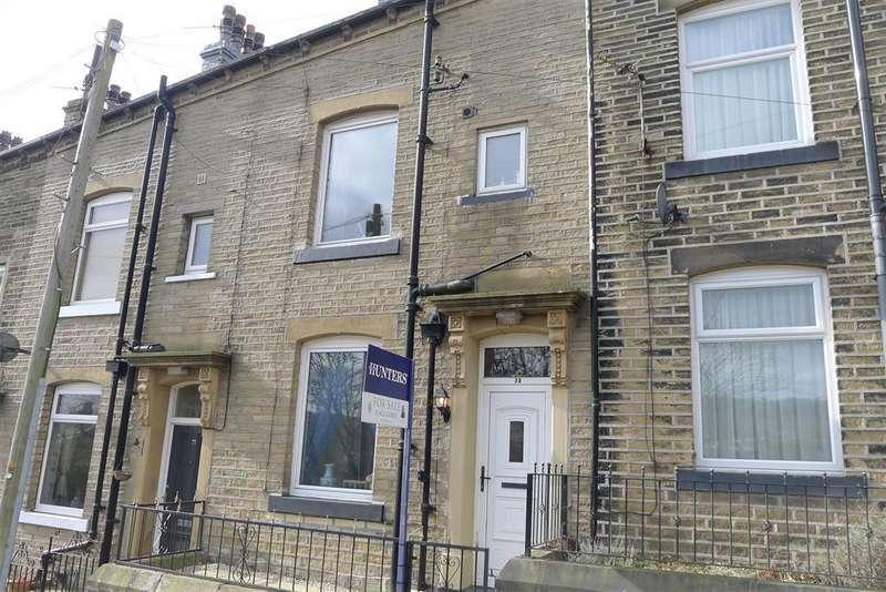 3 Bedrooms Terraced House for sale in Albert Road, Sowerby Bridge, HX6 2NR