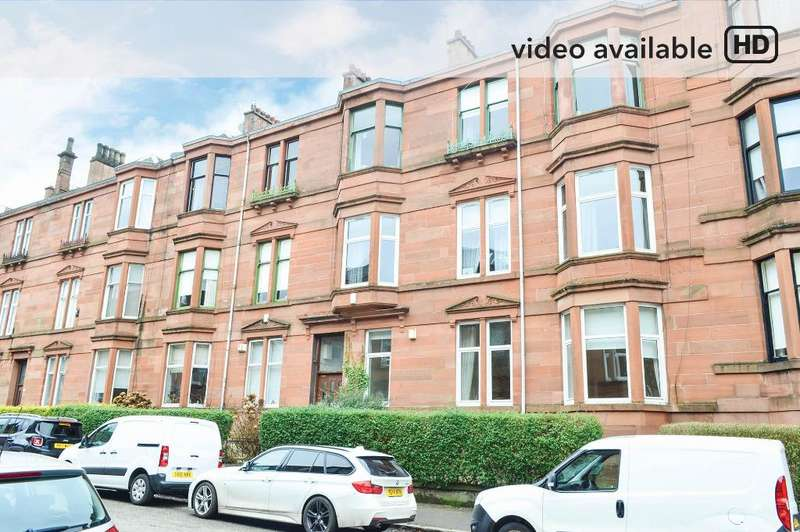 3 Bedrooms Flat for sale in Langside Place, Flat 0/2, Langside, Glasgow, G41 3DL