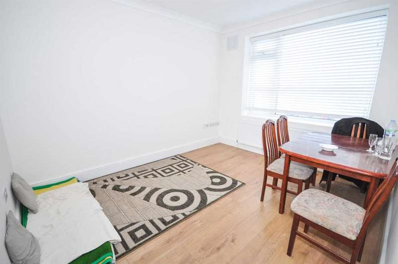 2 Bedrooms Apartment Flat for sale in Kingsmead Parade, London
