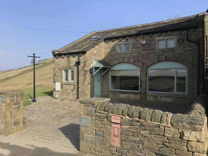 2 Bedrooms Detached House for rent in Dunford Road, Holmfirth, West Yorkshire, HD9