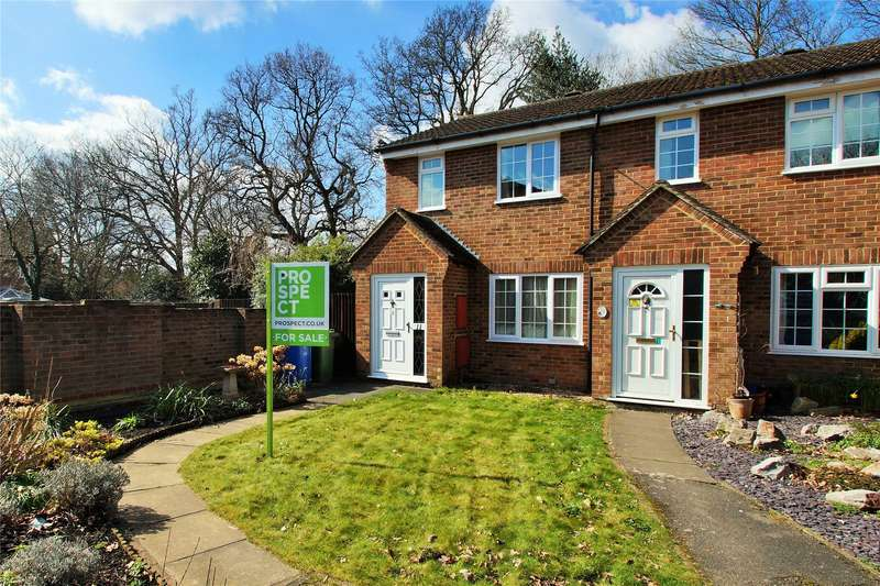 3 Bedrooms End Of Terrace House for sale in Rother Close, Sandhurst, Berkshire, GU47