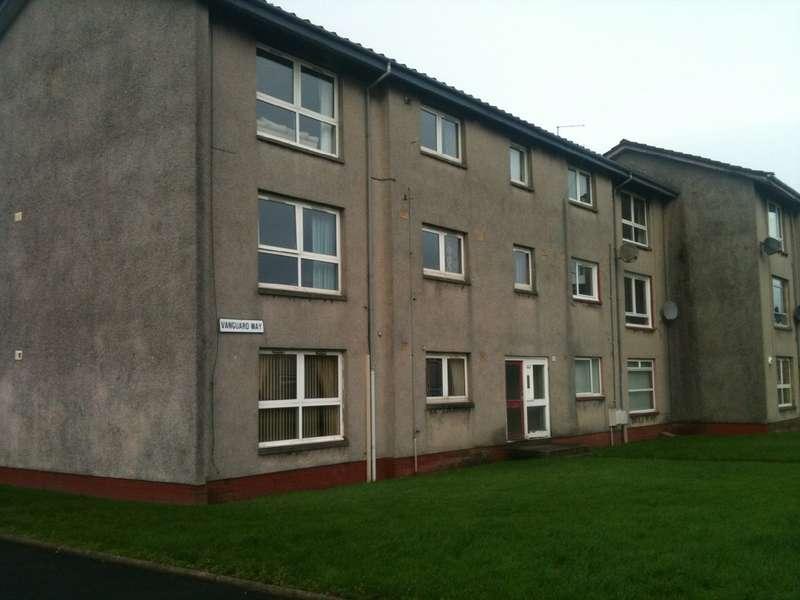 2 Bedrooms Apartment Flat for sale in Vanguard Way, Renfrew PA4