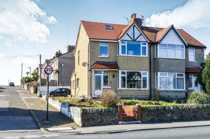 3 Bedrooms Semi Detached House for sale in Heysham Road, Heysham, Morecambe, Lancashire, LA3