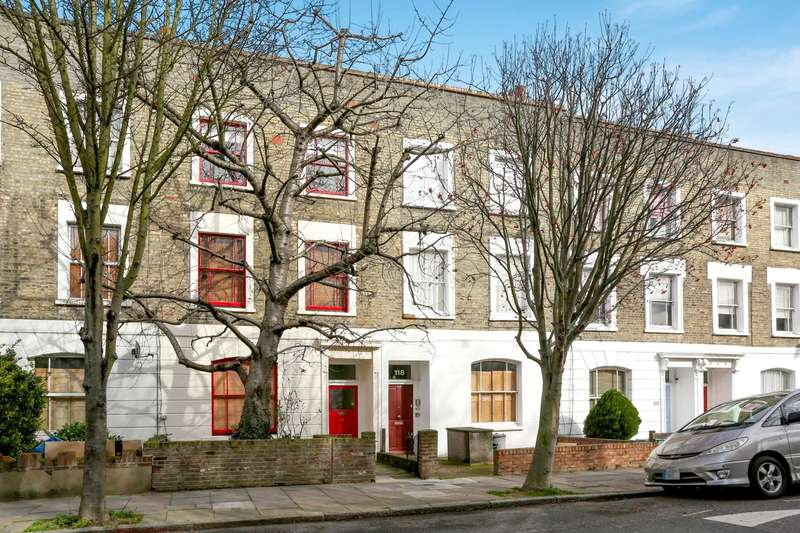 1 Bedroom Apartment Flat for sale in Axminster Road, Islington