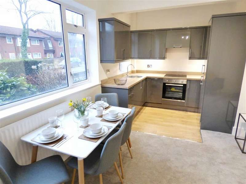 2 Bedrooms Flat for sale in Derby Road, Fallowfield, Manchester, M14