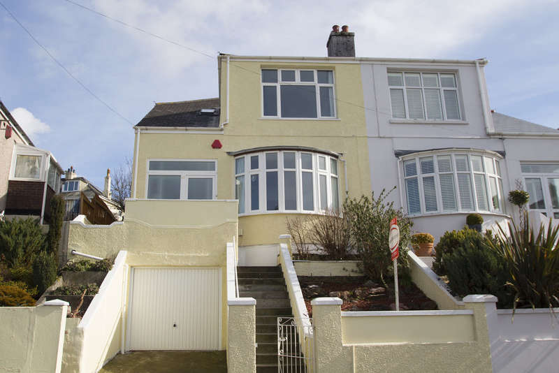 3 Bedrooms Semi Detached House for sale in Peverell, Plymouth