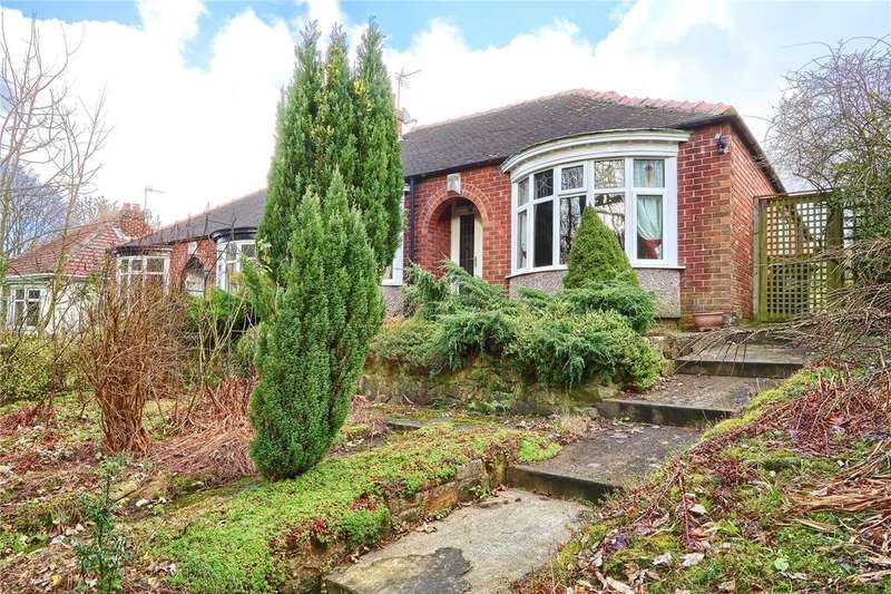 2 Bedrooms Semi Detached Bungalow for sale in Church Lane, Ormesby