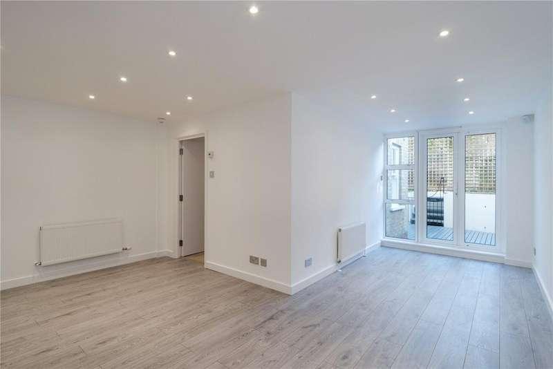 3 Bedrooms Flat for sale in Belgrave Gardens, St. John's Wood, London, NW8
