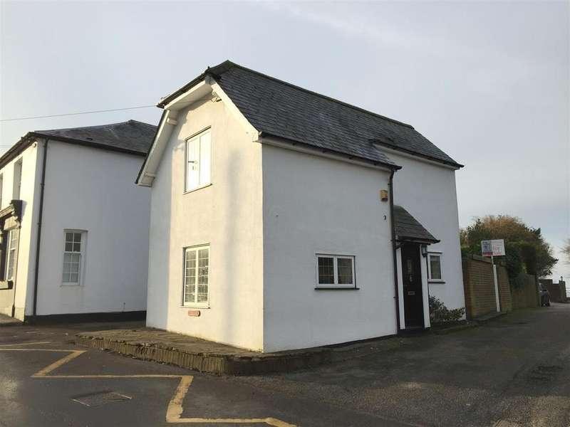 2 Bedrooms Detached House for sale in Ide Hill Village