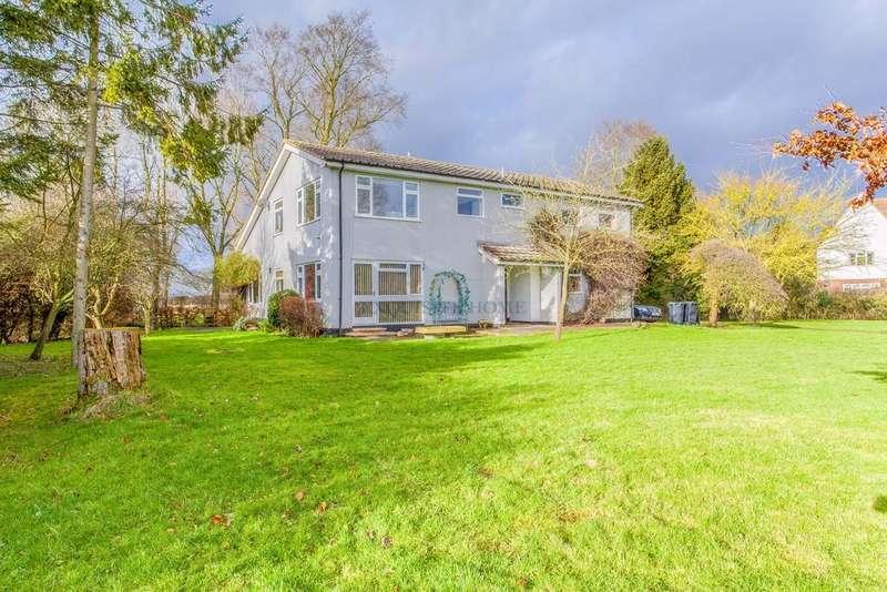 6 Bedrooms Detached House for sale in Langley Upper Green, Saffron Walden