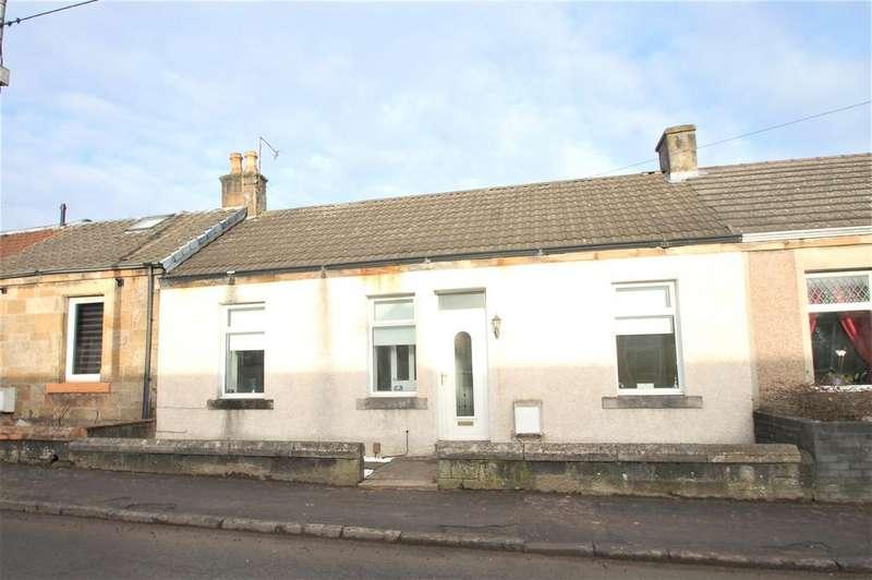 3 Bedrooms Terraced House for sale in John Street , Larkhall ML9