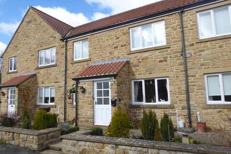 2 Bedrooms Retirement Property for sale in 23 Castle Court, Helmsley YO62 5AZ
