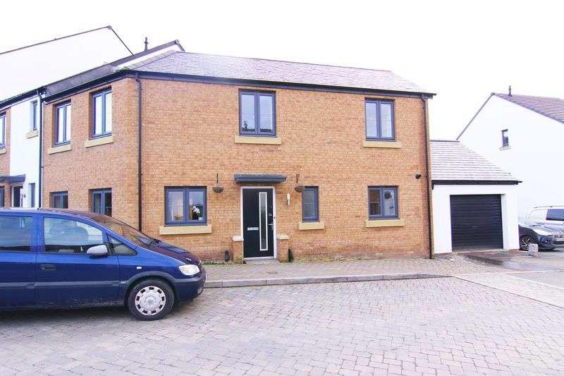 3 Bedrooms Property for sale in Kellands Lane, Okehampton