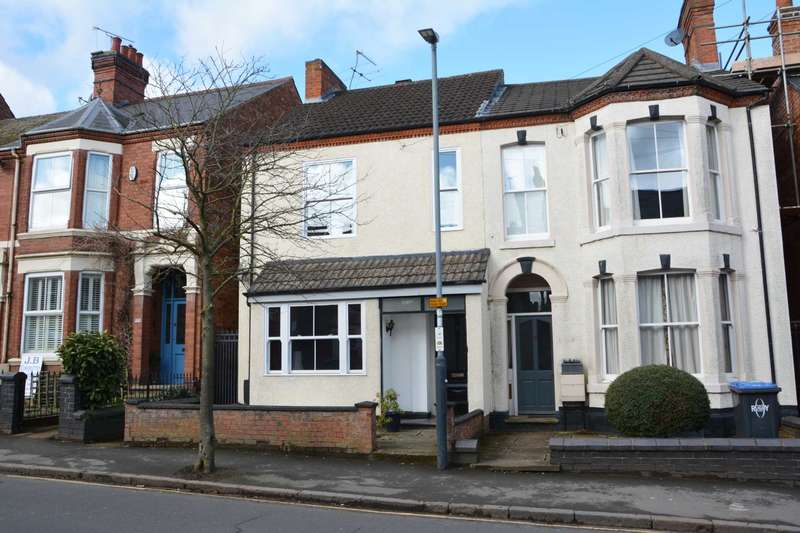 4 Bedrooms End Of Terrace House for sale in Murray Road, Rugby