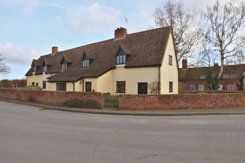 3 Bedrooms Semi Detached House for sale in Orford Road, Tunstall, Woodbridge, IP12 2JA