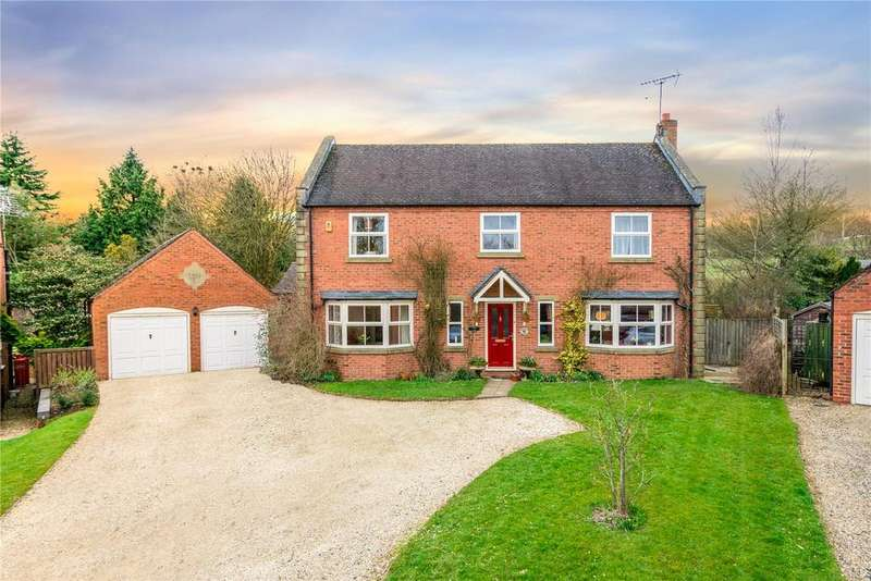 5 Bedrooms Detached House for sale in Hopton Wafers, Kidderminster, Shropshire