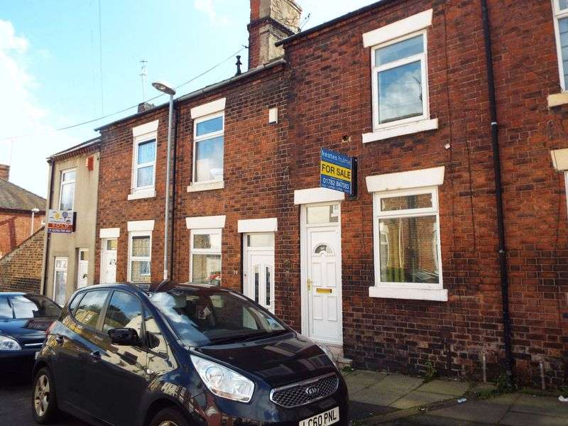 Property for sale in Denbigh Street, Stoke-On-Trent
