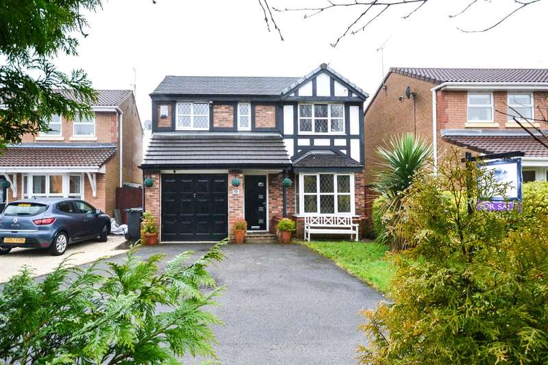 4 Bedrooms Detached House for sale in Gifford Place, Hindley