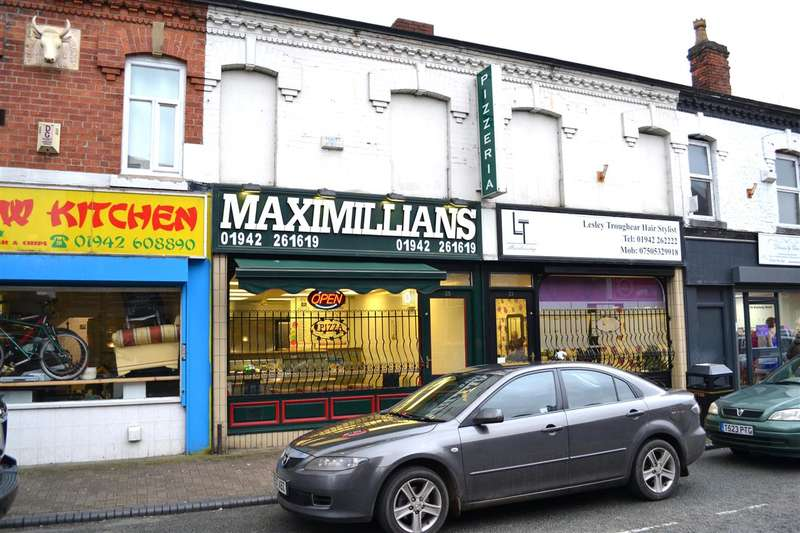 2 Bedrooms Commercial Property for sale in Railway Road, Leigh