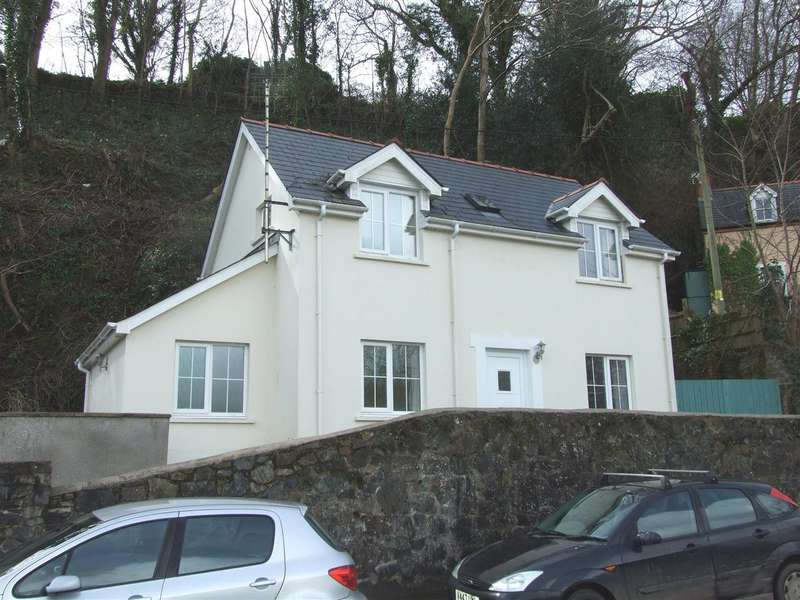 3 Bedrooms Detached House for rent in Preseli Reach, Quay Street, Haverfordwest