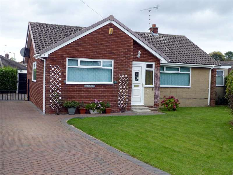 3 Bedrooms Detached Bungalow for sale in Roche End, Todwick, Sheffield