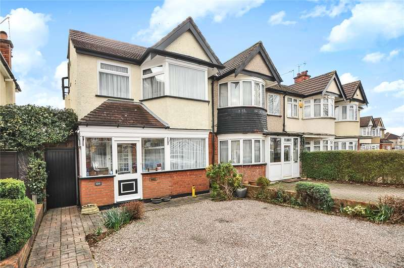 4 Bedrooms End Of Terrace House for sale in Drake Road, Harrow, Middlesex, HA2