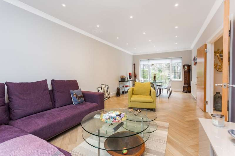 5 Bedrooms Semi Detached House for sale in Grey Close Hampstead Garden Suburb NW11