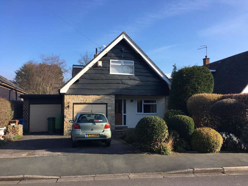 3 Bedrooms Detached House for sale in Wensley Drive, Hazel Grove, Stockport, SK7