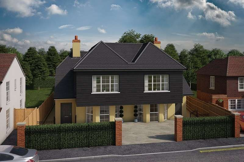 4 Bedrooms Semi Detached House for sale in East Common, Gerrards Cross, SL9