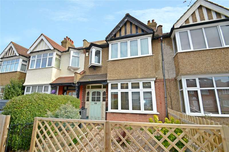 3 Bedrooms Terraced House for sale in Teevan Road, Addiscombe