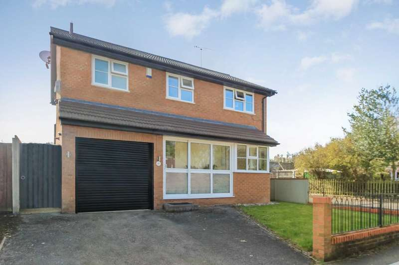 3 Bedrooms Detached House for sale in Nathaniel Walk, Tring