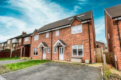 4 Bedrooms Semi Detached House for sale in Franklin Road, Whitnash, Leamington Spa, Warwickshire