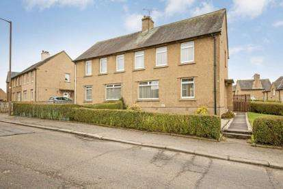 3 Bedrooms Semi Detached House for sale in Morrison Drive, Bannockburn