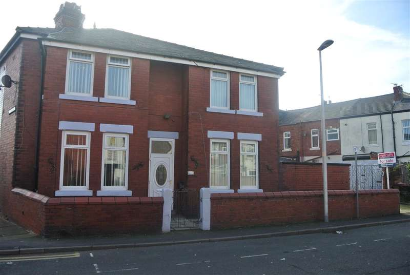 2 Bedrooms End Of Terrace House for sale in Lyncroft Cresent, Blackpool