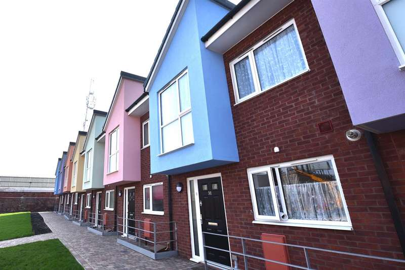 2 Bedrooms Terraced House for sale in NEW DEVELOPMENT - CENTRAL BLACKPOOL, Blackpool