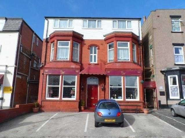 12 Bedrooms Hotel Commercial for sale in Hornby Road, Blackpool