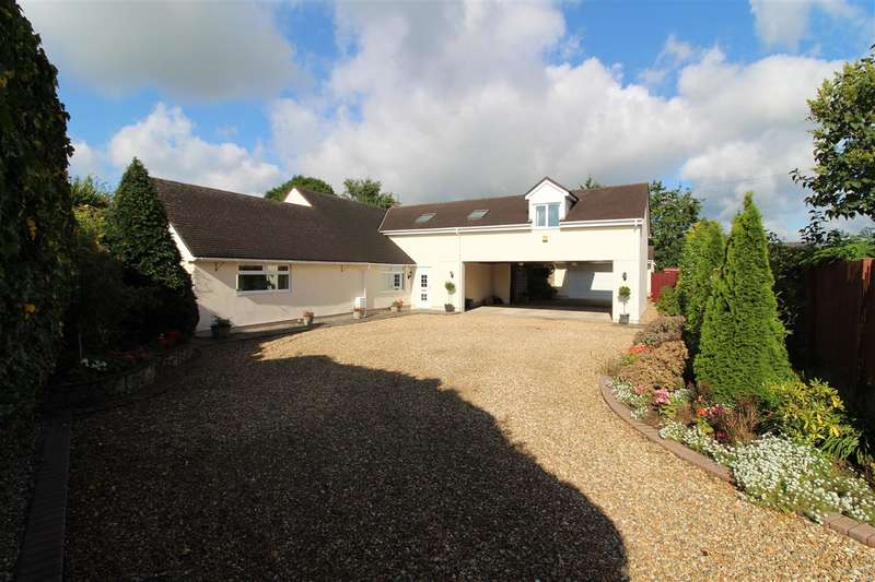 5 Bedrooms Detached House for sale in The Mayfield, Vinegar Hill, Caldicot