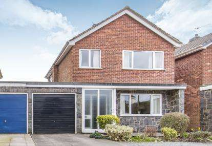 3 Bedrooms Detached House for sale in Main Street, Stanton Under Bardon, Markfield, Leicestershire